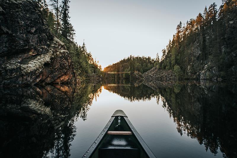 Finlandia: nel cuore della natura selvaggia
