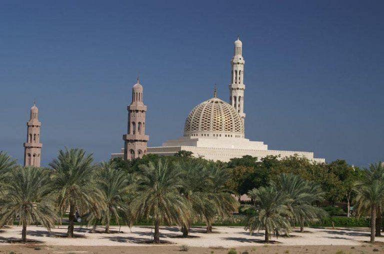 Tour in Oman