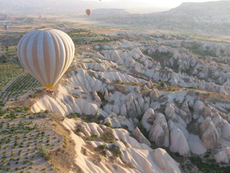 Tour in Turchia, Cappadocia