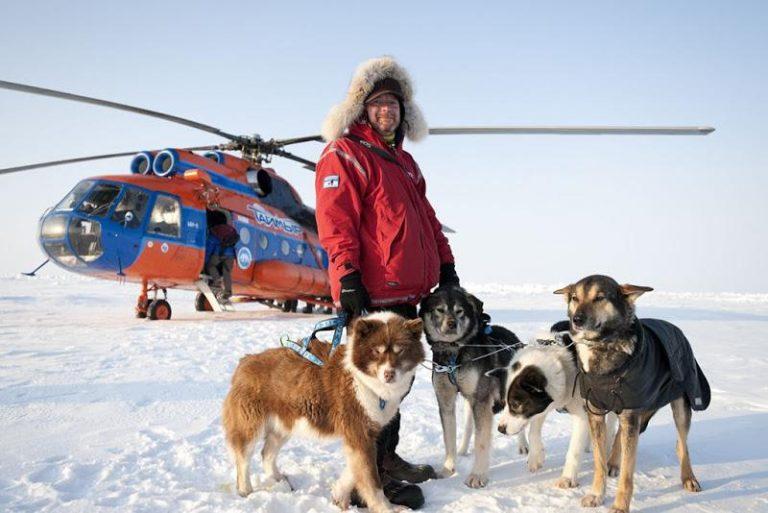 Spedizione al Polo Nord