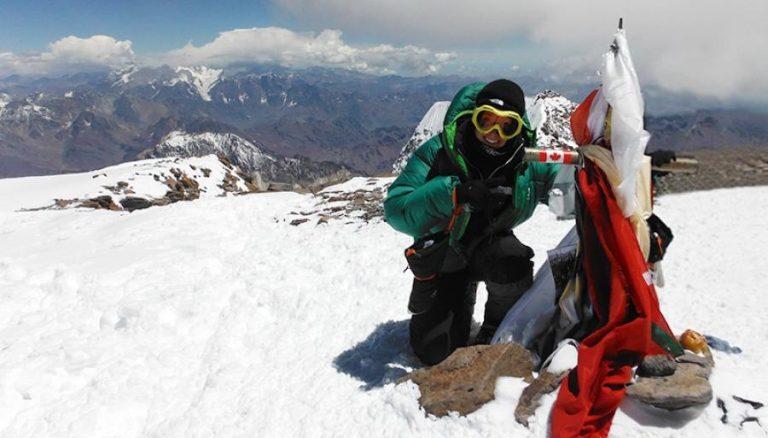 Giulia Cerro Aconcagua