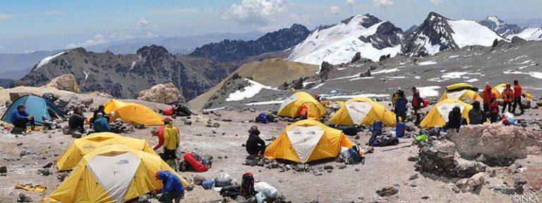 Salita sull'Aconcagua, in cima al Sudamerica