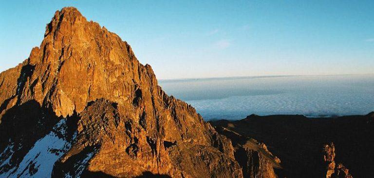 Trekking al Monte Kenya