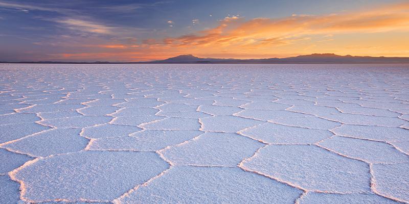 Bolivia Salar de Uyuni