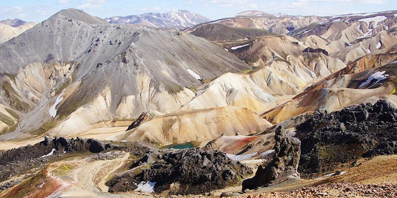 Islanda tour di gruppo Overland