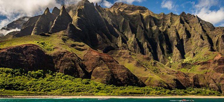 Trekking alle Isole Hawaii