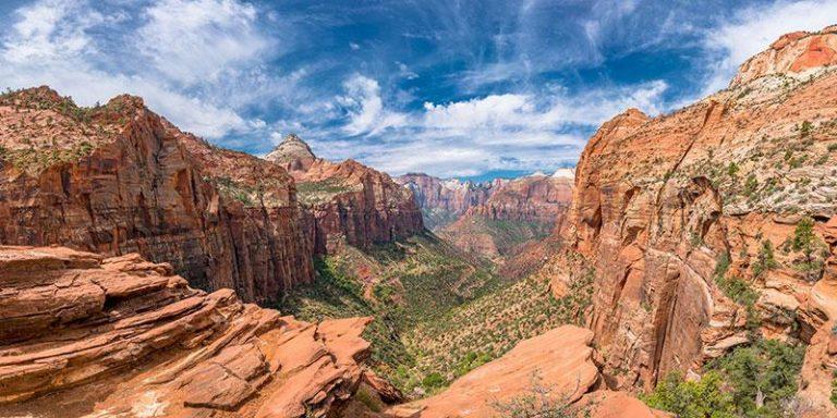 Zion - Trekking nei Parchi dell'Ovest americano