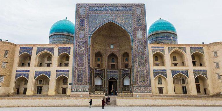 Gruppo Overland Uzbekistan