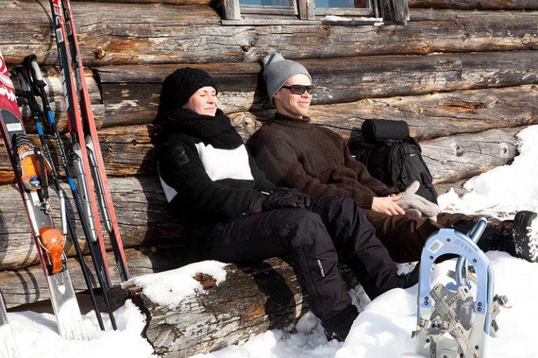Ski Trekking in Finlandia verso la Russia