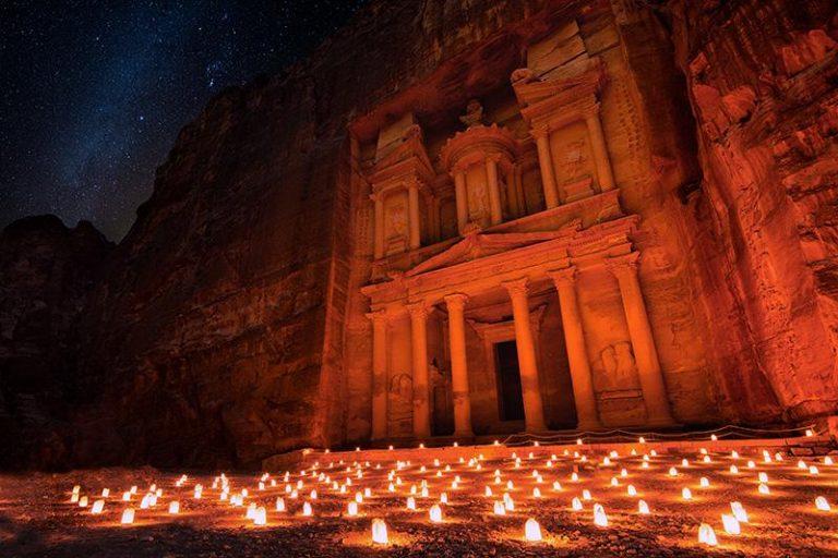 Viaggio di gruppo in Giordania con Overland