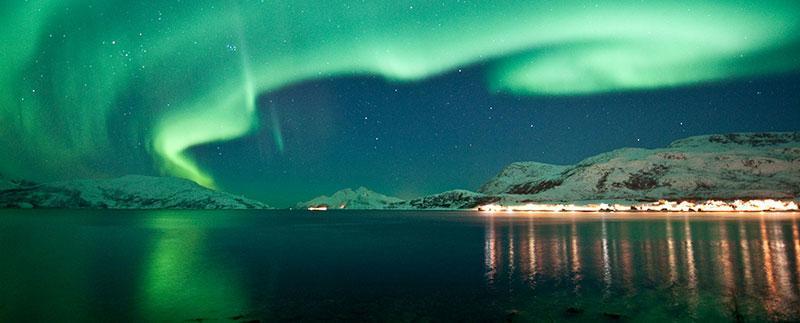 viaggio aurora boreale