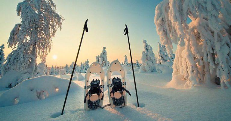 Finlandia in ciaspole