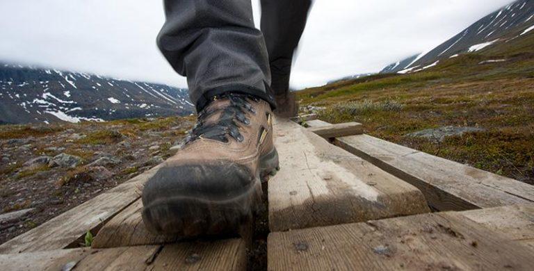Lapponia Svedese trekking sul Sentiero del Re Kungsleden