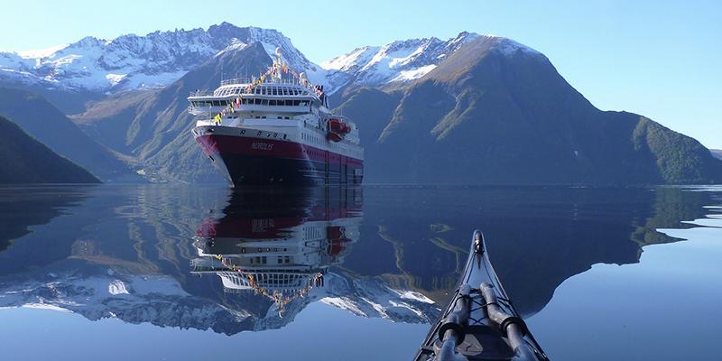 Norvegia crociera nei fiordi sul Postale Hurtigruten