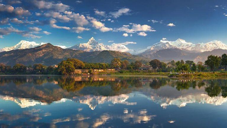 Gruppo Overland in Nepal